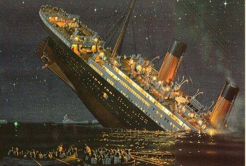 Προφητεία για το ναυάγιο του Τιτανικού, 14 χρόνια πριν γίνει;;