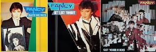 Fancy lemezek 80-as évek