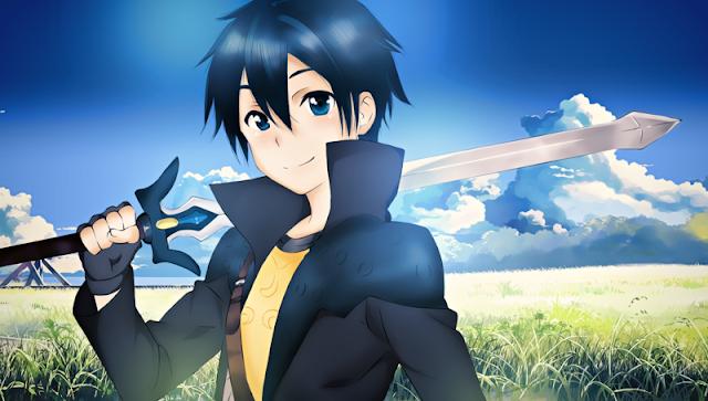 Kirito-Sword-Art-online