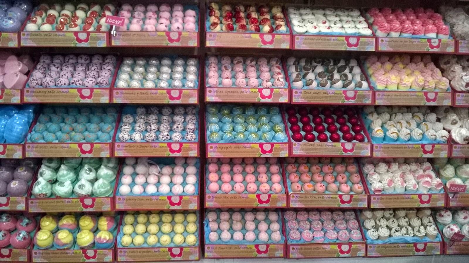Bomb Cosmetics Expohogar Otoño 2014