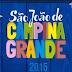 Confira a programação dos festejos Juninos de Campina Grande