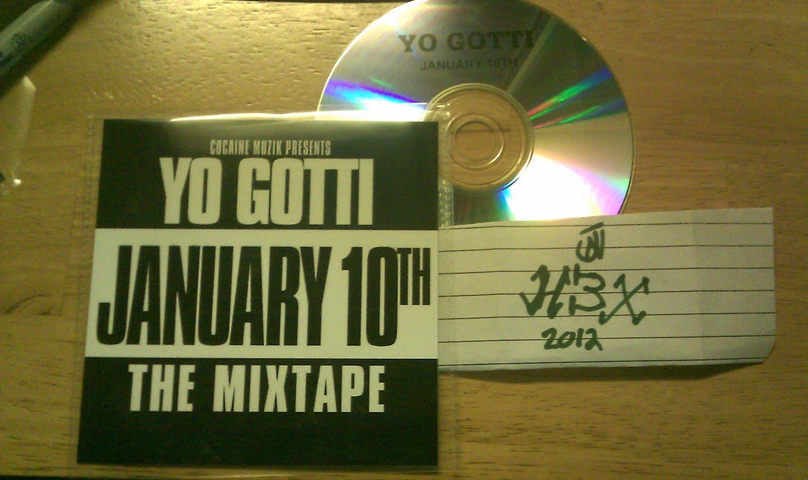 Yo Gotti Mixtapes