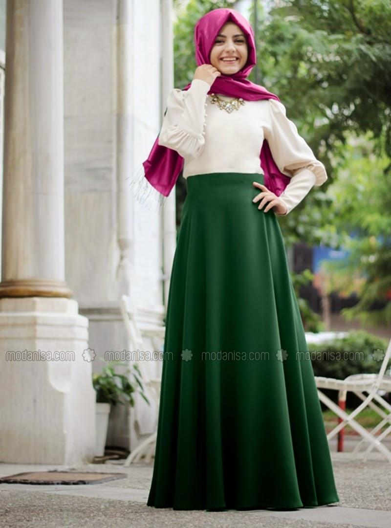 hijab-robe-jupe-2015