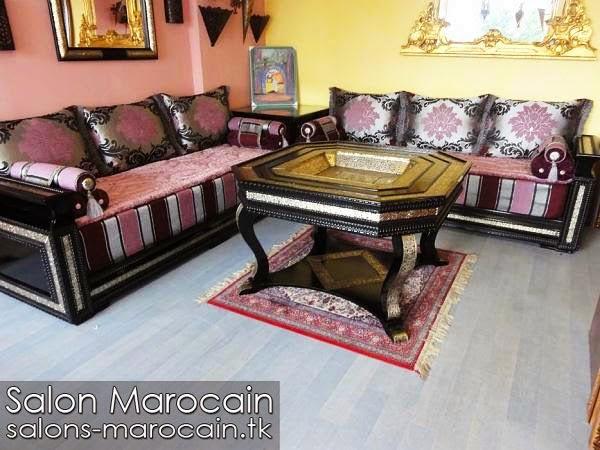 Salon marocain top merveille 2014