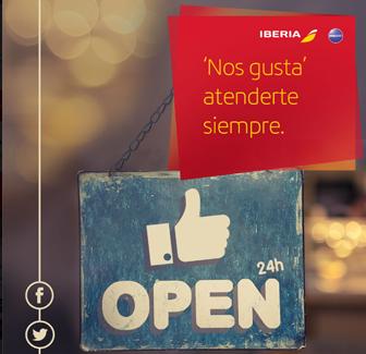 Vuelos Baratos Iberia: Atencion personalizada 24 horas