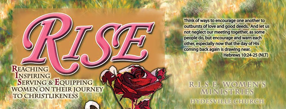 R.I.S.E. Women's Ministries of Hydesville Church
