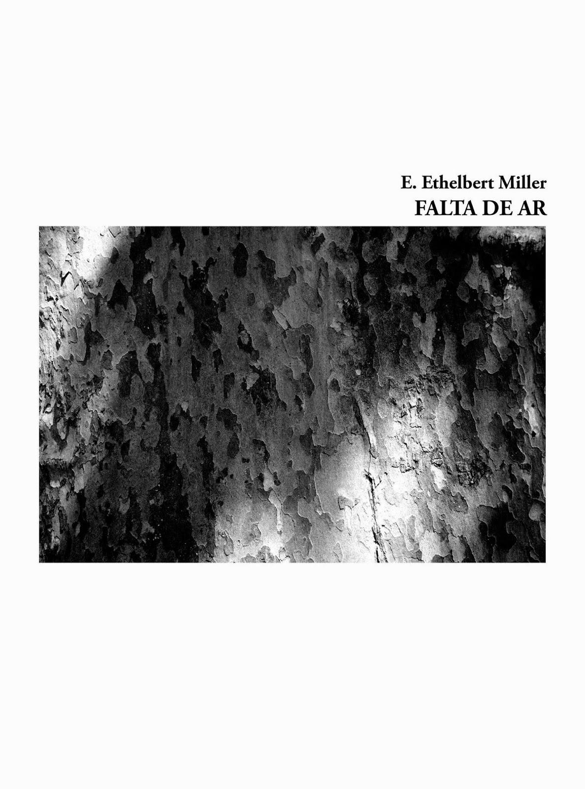 E. Ethelbert Miller, Medula, Poesia, Falta de Ar