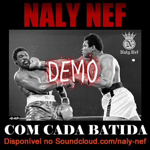 """Naly Nef lança o som """"Com Cada Batida"""""""