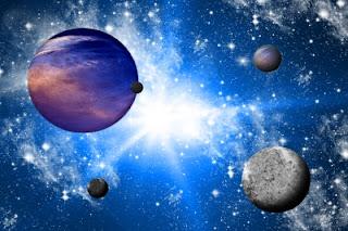 cosmic potential VOC diary 2012