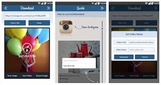 Cara Terbaru Download Foto dan Video Dari Instagram di Android Dengan Mudah