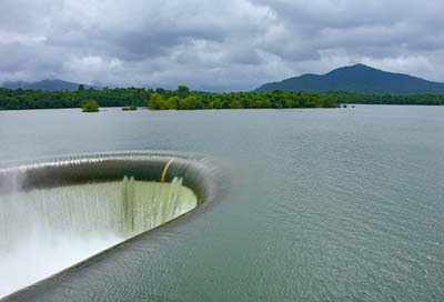 Selaulim Dam - Sanguem - South Goa