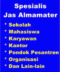 Spesialis Jas Almamater