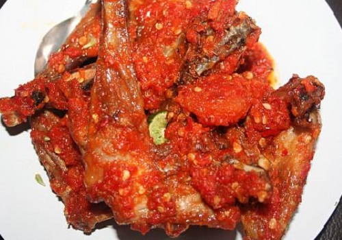 Resep Ayam Plecing