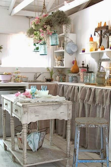 Home kids inspiraci n y creatividad cocinas shabby chic for Cocinas shabby chic