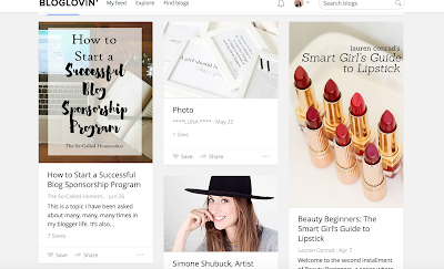 What the Heck is Bloglovin? | Sarah Smirks:  The Marketing Mama Blog