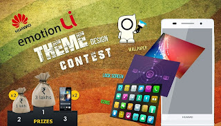 Emotion UI Theme Design Contest