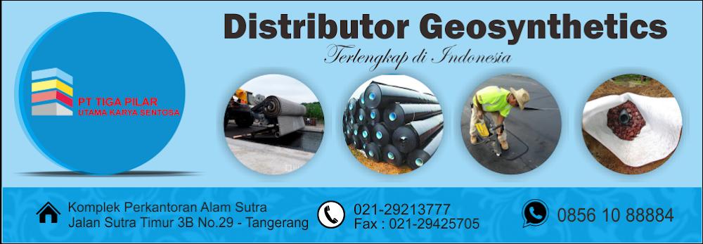 Jual Geotextile dan Geomebrane di Sulawesi