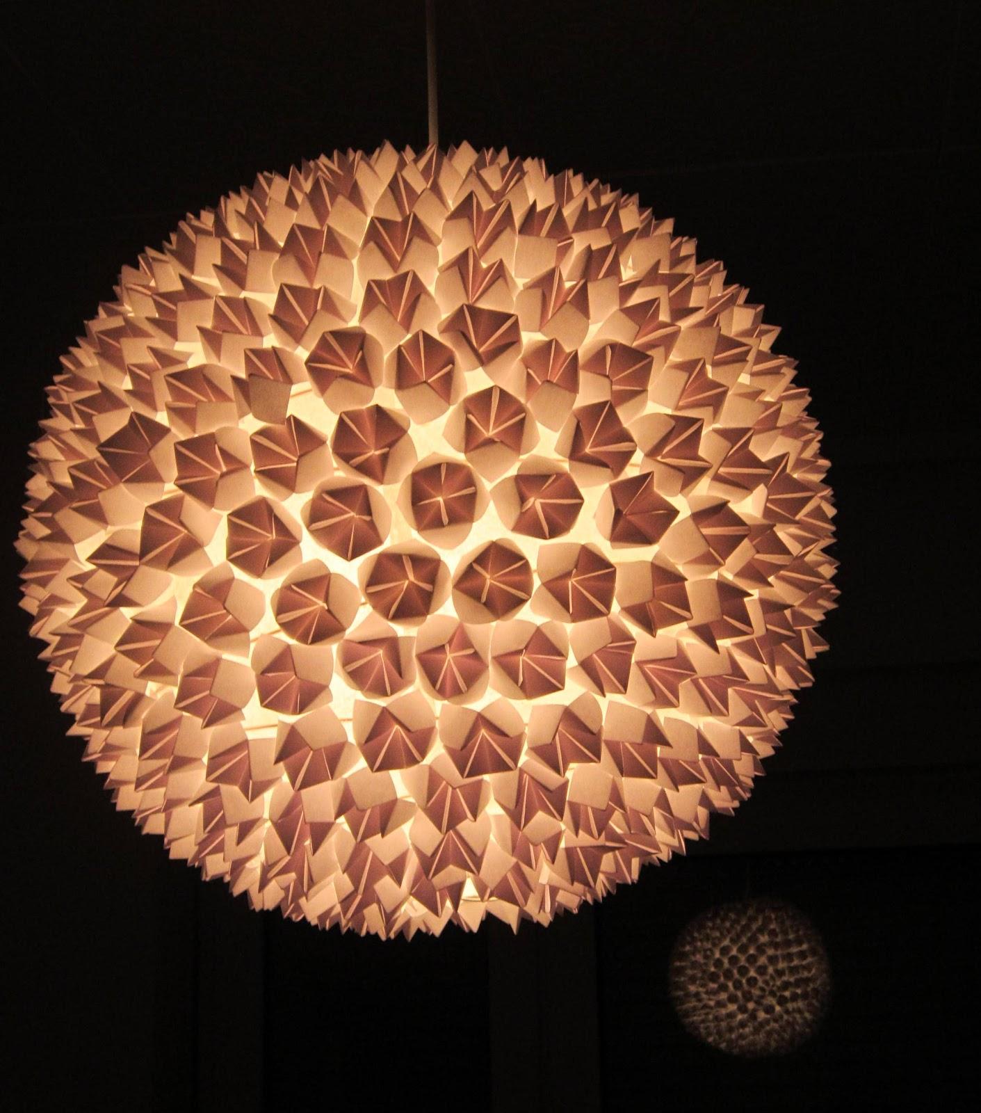 Miriam Nowak DIY IKEA Lampe Verschnern