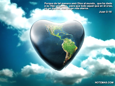 imagenes cristianas - corazon amor