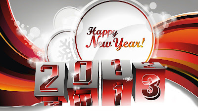 Happy New Year to You My Dear Friends