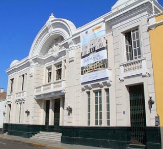teatro municipal de trujillo