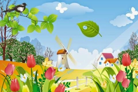 стихи про весну короткие для детей