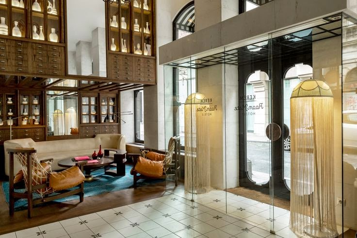 Hotel Room Mate Kerem en Estambul