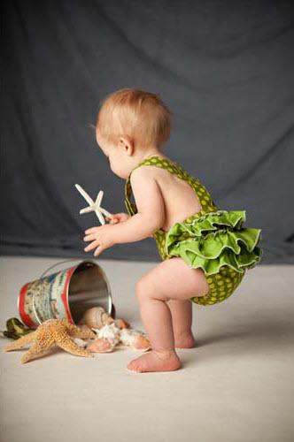 Das Maß Motive Baby Sommerkleider