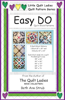 Easy Do Quilt Pattern Book