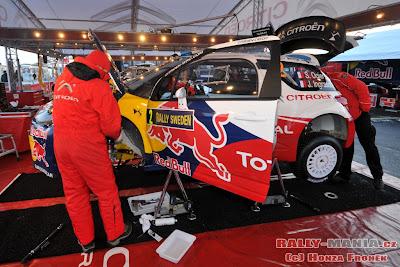 WRC suecia orgier