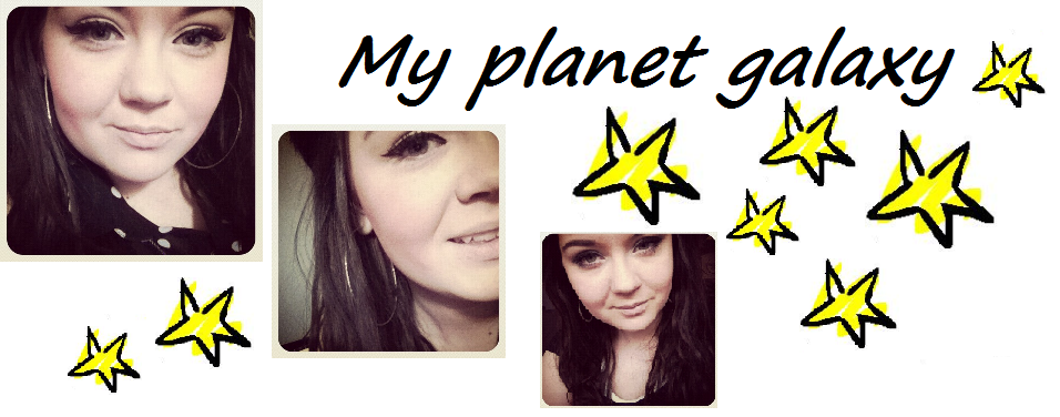 planet galaxy