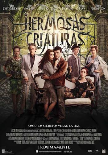 Hermosas Criaturas DVDRip Español Latino