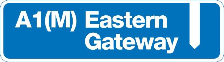 A1 (M0 Eastern Gateway