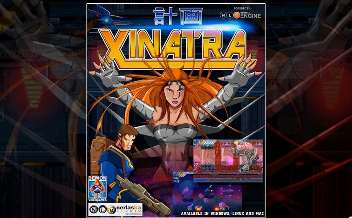 Project Xinatra, de Demon Videogames