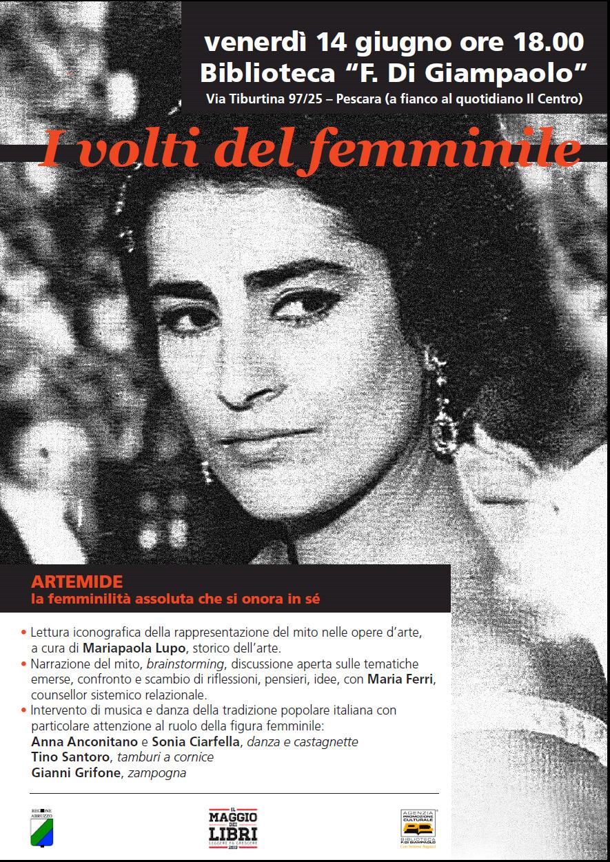 Artemide: la femminilità assoluta che si onora in sé.