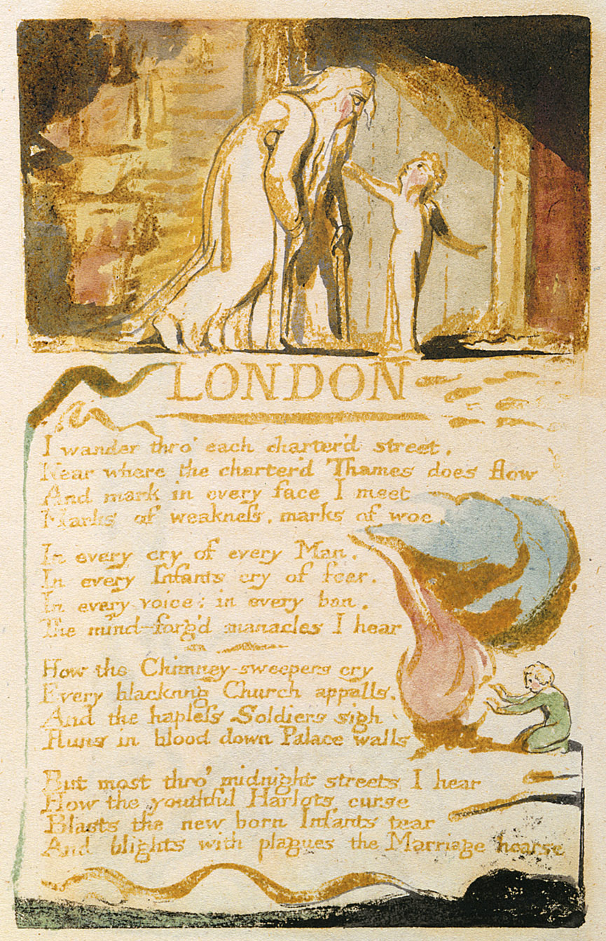 essay on william blake and romanticism
