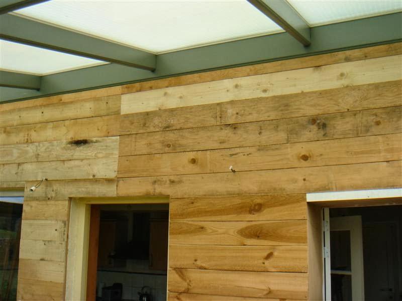 Sous le ciel ardennais construction de la v randa 3 for Construction d une veranda