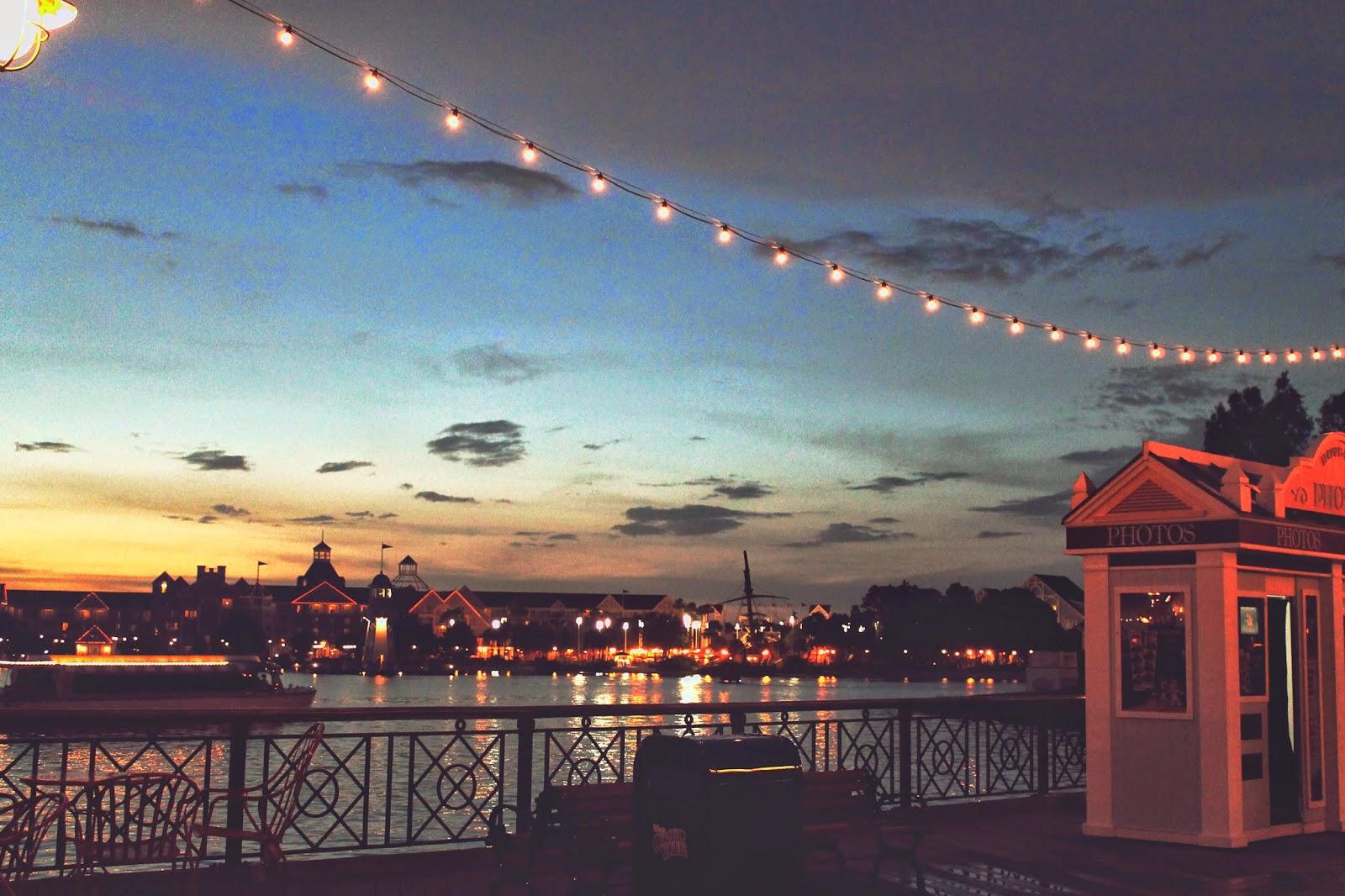 Florida Boardwalk Sunset