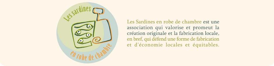 Les sardines en robe de chambre