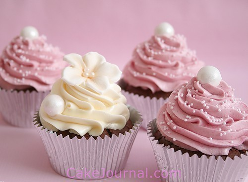 The Best Cupcake Frosting