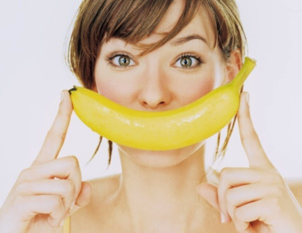 Banana é fonte de potássio