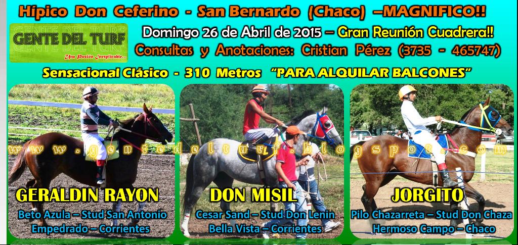 San Bernardo Central 26-04