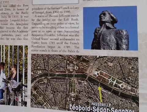 Bridges of Paris sample page