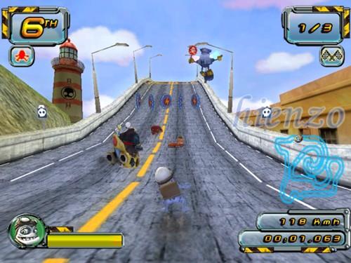 Crazy Frog Racer 2 (2)
