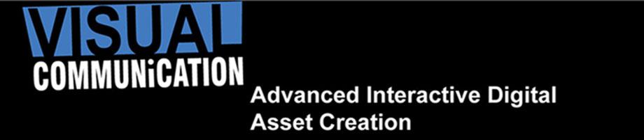 Advanced Interactive Digital Asset Creation