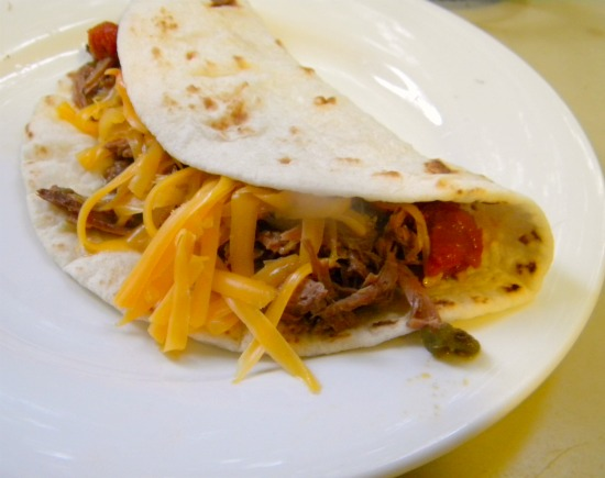 Shredded Beef Soft Tacos Recipes — Dishmaps