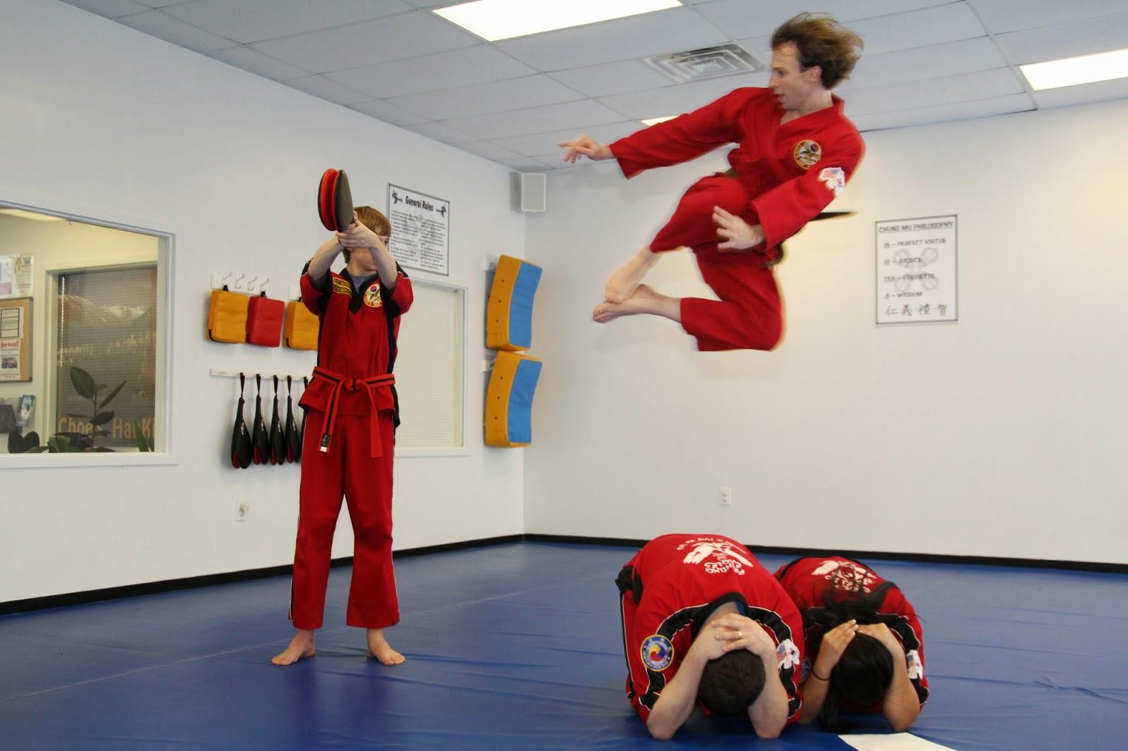 30041 Martial Arts