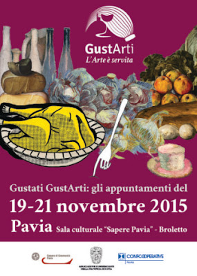 GustArti dal 19 al21 Novembre Pavia