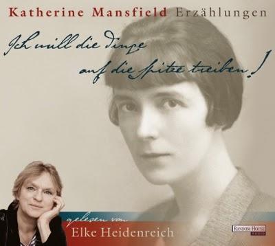 Cover Mansfield Heidenreich Hörbuch
