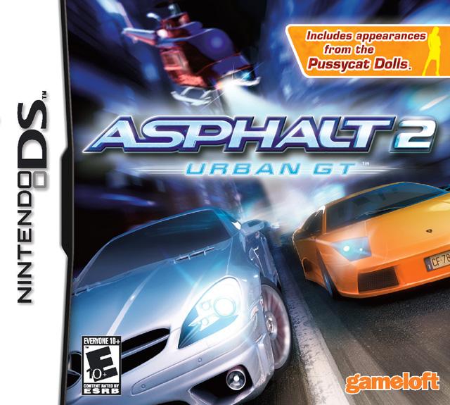 Asphalt Urban GT 2 [Nintendo] (DS) Español [MF]